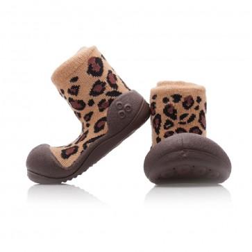 Animal Leopard Brown
