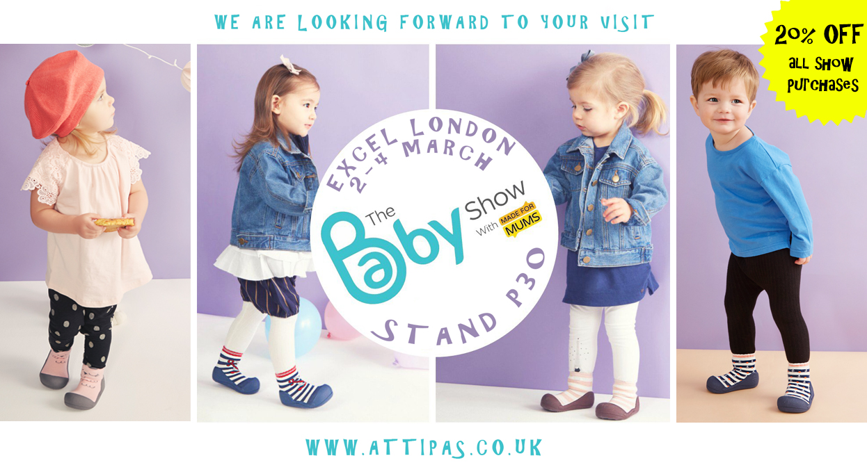 The Baby Show ExceL London March 2018